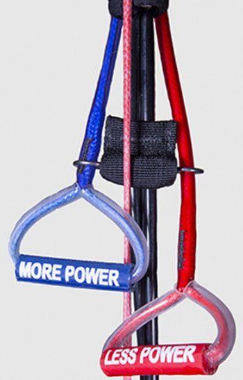 pull-pull freno kitesurf