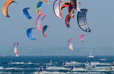 viento kitesurf