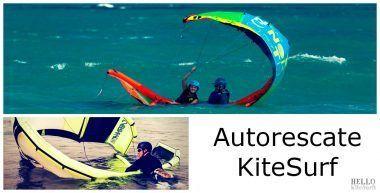 autorescate kitesurf