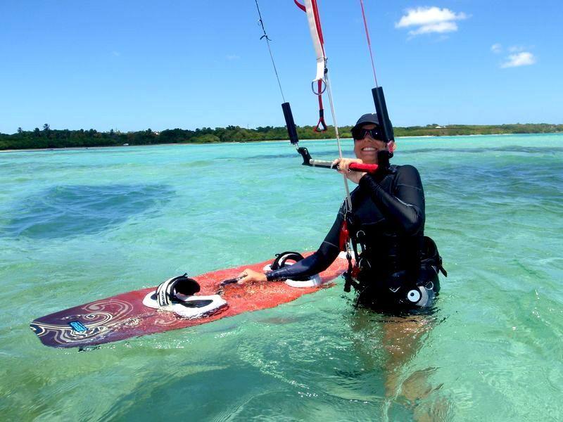 inicio waterstart kite