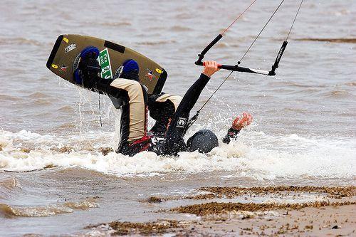 posicion incorrecta waterstar kiteboard