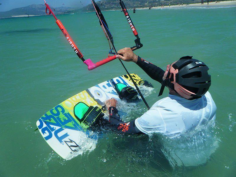 water-start-kitesurf
