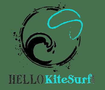logo hellokitesurf.com