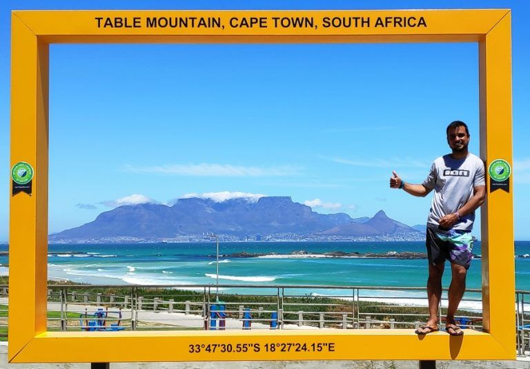viaje kitesurf cape town sudafrica