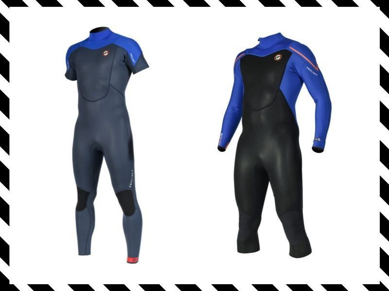 traje neopreno kite surf verano