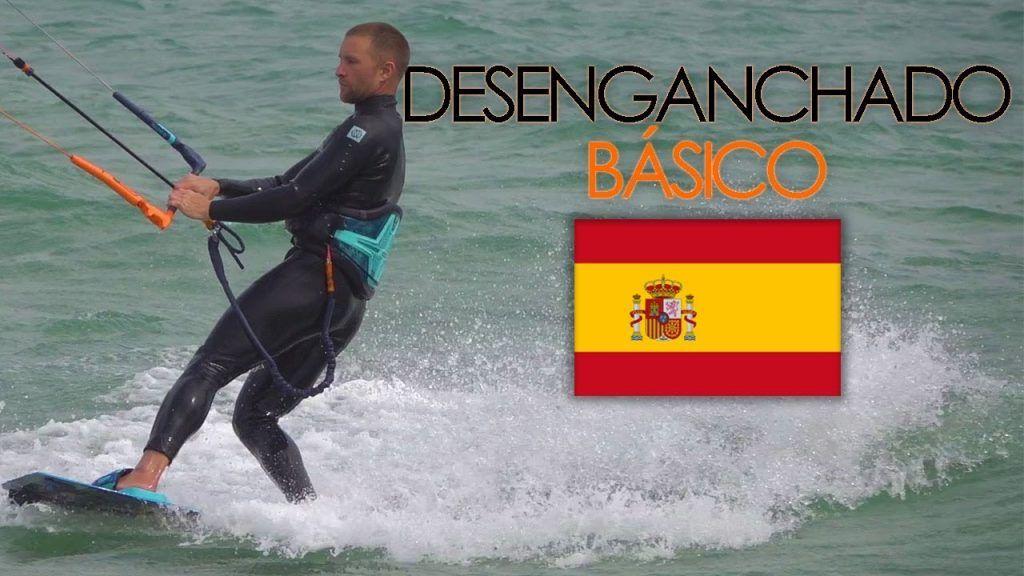 como aprender kitesurf tutorial español