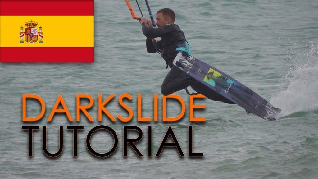 como hacer kitesurf tutorial español